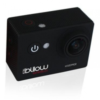 BILLOW WI-FI SPORT/ACTION CAMERA 1080P (BLACK)